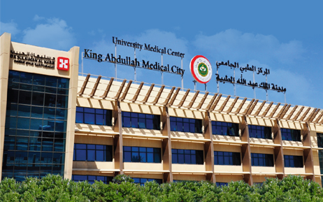 The University Medical Center of King Abdullah Medical City in the Kingdom of Bahrain